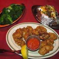Fried Oysters
